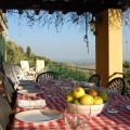 Hillside villa in Tuscany with summer availability