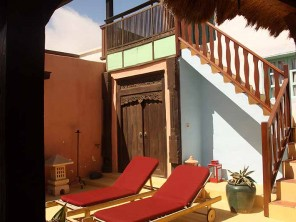 1 Bedroom Village B&B with Hot Tub in Maguez, Lanzarote, Canary Islands