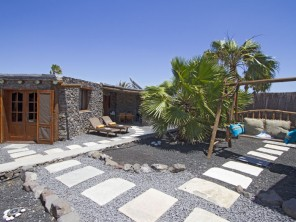 1 Bedroom Eco Casita by Arrieta Beach with Shared Pool in Lanzarote, Canary Islands