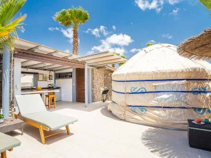 1 Bedroom Eco Chic Yurt in Canary Islands, Lanzarote, Arrieta