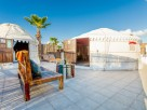 2 Bedroom Family Friendly Yurt 300 metres from Arrieta Beach, Lanzarote, Canary Islands