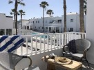 2 Bedroom Beach Penthouse with Shared Pool in Costa Teguise, Lanzarote, Canary Islands