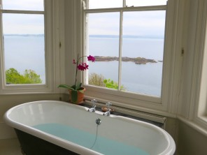 6 Bedroom Atlantic View House by the Sea in Mousehole, Cornwall, England