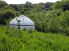 1 Bedroom Eco Retreat Yurts in England, Cornwall, Gorran