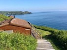 3 Bedroom Cosy Sea View Chalet in Whitsand Bay, Cornwall, England