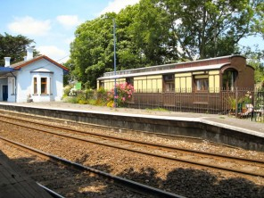 2 Bedroom Elegant Converted Train Carriage in St Germans, Cornwall, England