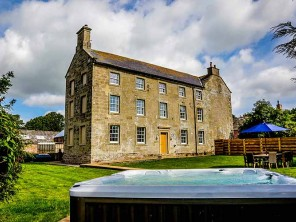 8 Bedroom Country House with Private Hot Tubs near Carlisle, Cumbria, England