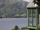 5 Bedroom Waterfront Lodge House on Coniston Water, Lake District, Cumbria, England