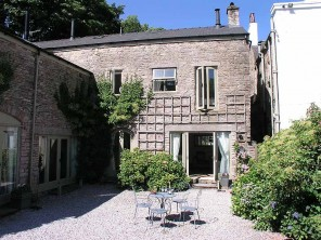 2 Bedroom Cottage in the Grounds of a Georgian Mansion near Chinley, Derbyshire, Peak District, England