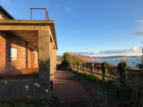 2 Bedroom Converted Observation Post on the South West Coast Path near Otterton, South Devon, England