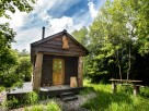 1 Bedroom Off Grid Woodland Cabin near Tiverton, Devon