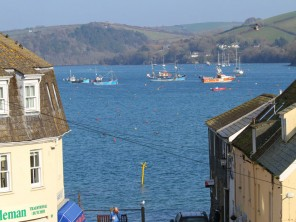 3 Bedroom Period House with Estuary Views in Salcombe, Devon, England
