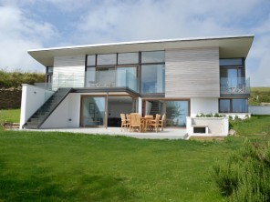 3 Bedroom Stylish Seaview House in England, Devon, East Portlemouth/ Salcombe