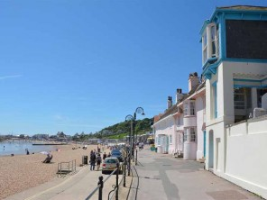 3 Bedroom Victorian House on the Seafront in Lyme Regis, Dorset, England