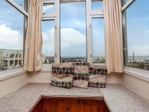 3 Bedroom Apartment with Sea & Harbour Views in Lyme Regis, Dorset, England