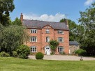 8 Bedroom Elegant Grade 2 Listed Country House near Lyonshall, Herefordshire, England