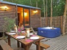 Stylish Corral of Shepherd Huts in England, Isle of Wight, Whippingham