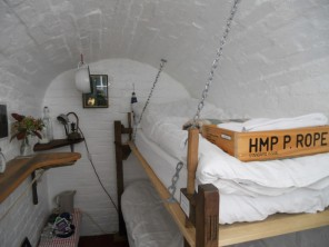 1 Bedroom Unique Themed Prison Cell Chamber, Margate, Kent