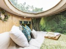 1 Bedroom Luxury Treehouse Pod with Private Hot Tub near the Blean Woodlands, Kent, England