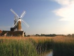 Evening at Cley Windmill