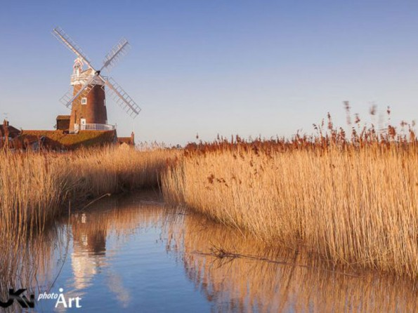 10 Bedroom Windmill B Amp B In England Norfolk Cley Next The Sea