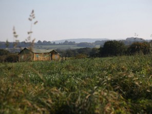 Kittisford Barton Luxury Glamping in England, Somerset, nr Taunton