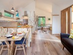 Open plan interiors