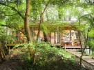 1 Bedroom Luxurious Woodland Lodge near Bath, Somerset, England
