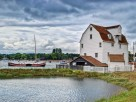 2 Bedroom Luxurious Dutch Houseboat on the River Deben near Woodbridge, Suffolk, England
