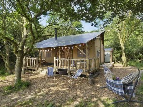 4 Bedroom Two Storey Safari Lodge Tent near Woodbridge, Suffolk, England
