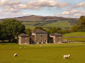 Luxury 6 Bedroom House on a 3000 Acre Private Estate in the Yorkshire Dales near Skipton, Yorkshire
