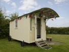 1 Bedroom Shepherd's Hut near the sea in Skipsea, East Yorkshire