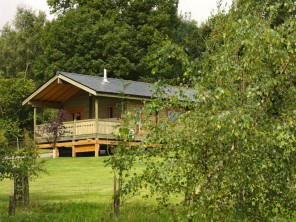 2 Bedroom Log Cabin in England, Yorkshire, Richmond