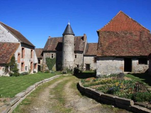 4 Bedroom 15th Century Chateau in Vienne, Nouvelle Aquitaine, France