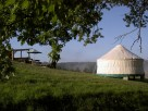 4 Luxurious & Eco Friendly Rural Yurts near Nanteuil Auriac de Bourzac, Aquitaine/Dordogne, France