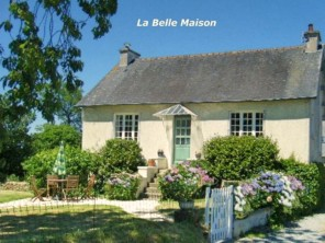 2 Bedroom Rural Gite near the River near Plessala, Brittany, France