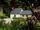 1 Bedroom Romantic Stone Cottage in Trans La Foret, Brittany, France
