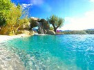 Mountain Retreat for 8 People with Pool & Treehouse in Bedarieux, Languedoc, France