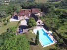 6 Bedroom Manor House with Pool near Beaulieu sur Dordogne, Nouvelle-Aquitaine, France