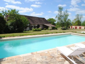 8 Bedroom Manor House in France, Limousin, St Priest Ligoure