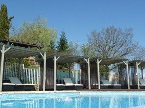 6 Bedroom Boutique Family Hotel in France, Midi-Pyrenees, St Remy