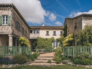10 Bedroom Medieval Chateau with Pool in the Gers region of south west France