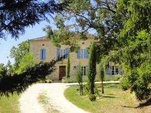 5 Bedroom Country House in France, Midi-Pyrenees, St Puy