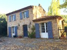 Romantic Stone Cottage with Tipi on a Private Estate near Salernes, Provence-Cote d`Azur, France