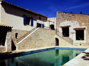 5 Bedroom 17th Century Olive Mill in France, Provence-Cote d`Azur, Draguignan