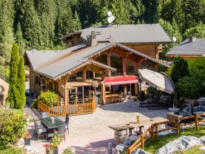 17 Bedroom Family Friendly Chalet Hotel  in Morzine, Rhone Alps, France