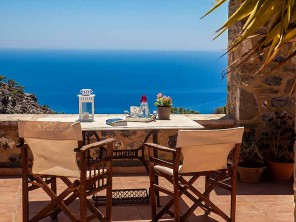 1 Bedroom Village House with Sea Views in Anatoli, southeastern Crete, Greece