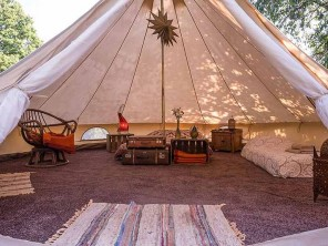 1 Bedroom Eco Bell Tent in Bodolyabér, Baranya, Hungary