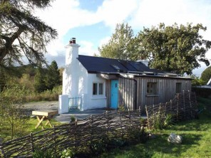 1 Bedroom Off Grid Eco Cottage on a Smallholding in Mournes, County Down, Northern Ireland