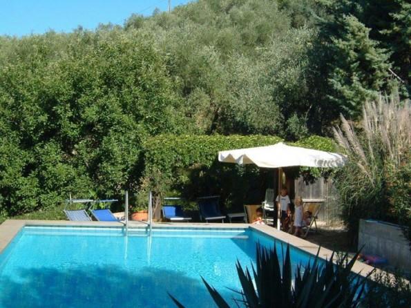 5 Bedroom Hillside Villa In Italy Tuscany Giuncarico Cancello Rosso
